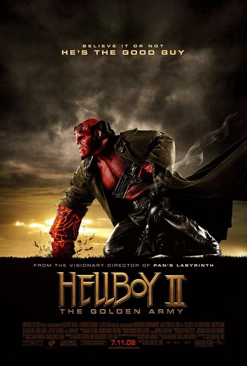 Hellboy 2 The Golden Army