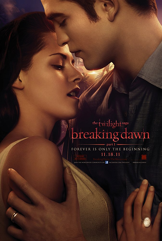 The Twilight Saga Breaking Dawn Part 1