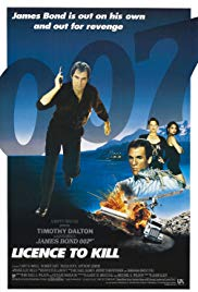 James Bond Licence to Kill