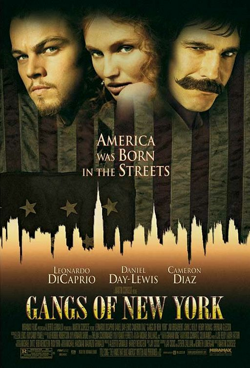 Gangs of New York (Bande New Yorka)